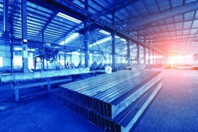 Steel production at a metallurgical plant. Credit: Getty Images/ WangAnQi