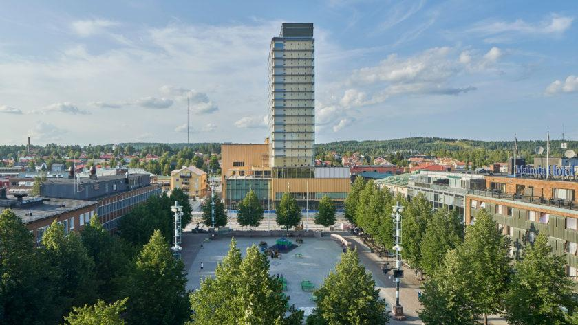 IOM3 | Sweden welcomes 75m tall carbon-negative building
